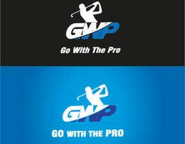#245 for Logo Design for Go With The Pro af vinayvijayan