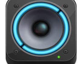 marcoartdesign tarafından iPhone/iPad app icon design for music player için no 64