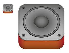santiagodurieux tarafından iPhone/iPad app icon design for music player için no 38