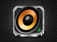 Contest Entry #66 for iPhone/iPad app icon design for music player
