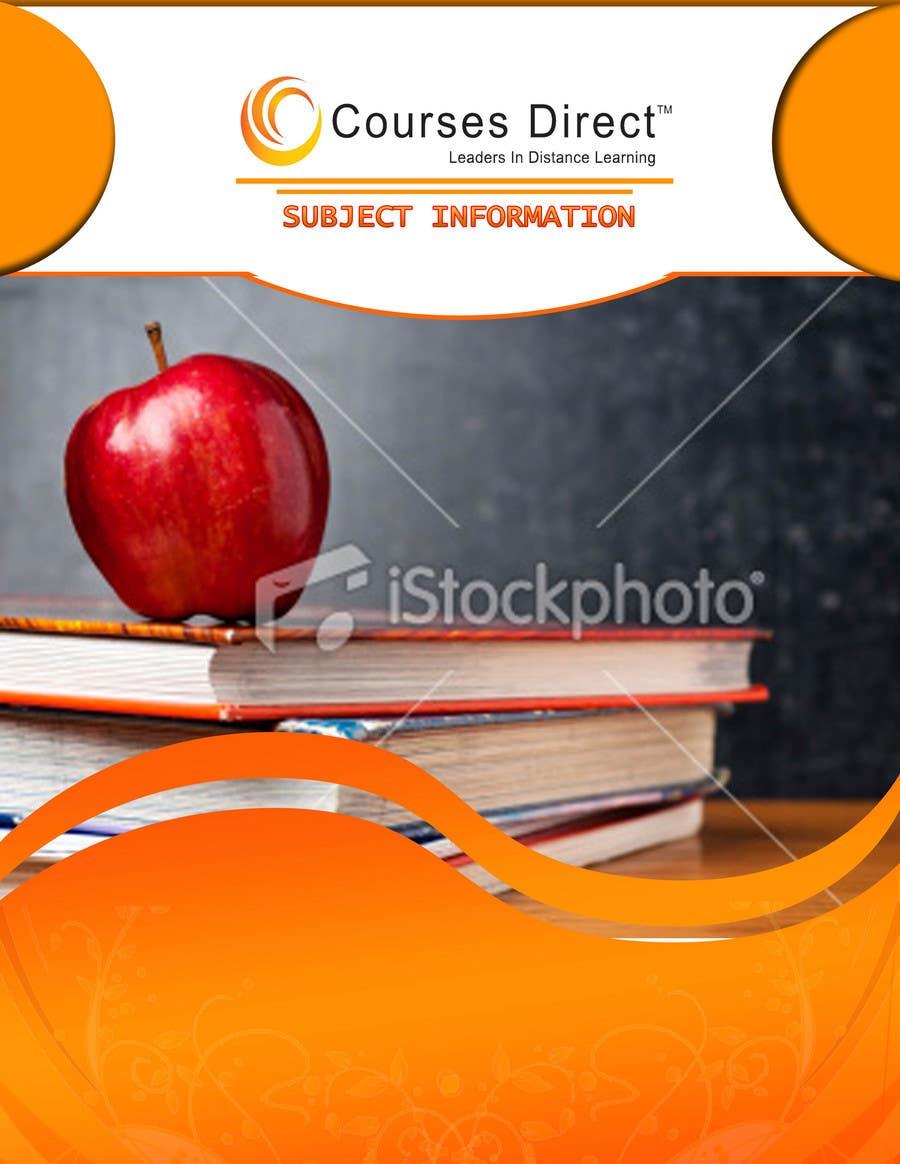 Inscrição nº                                         22                                      do Concurso para                                         Graphic Design for Courses Direct