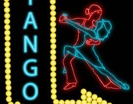 #35 dla Icon or Button Design for Tango Club przez silvafzv