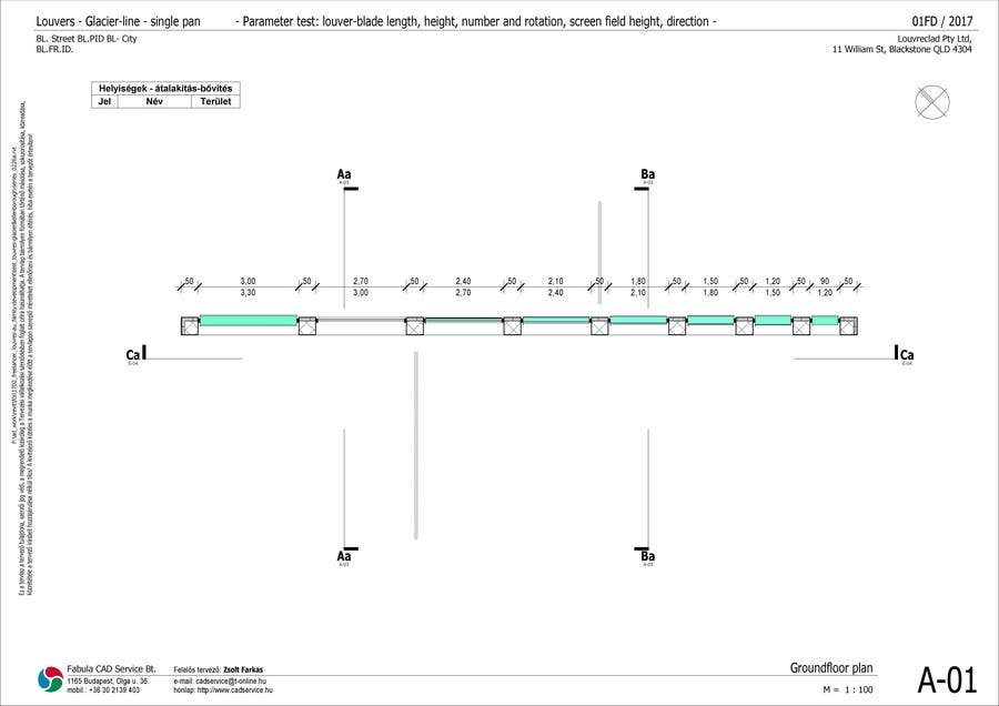 Entry #2 by fabuladmin for Parametric Revit window and
