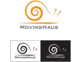 #79 for Logo Design for MovingHaus.com by rainytrain