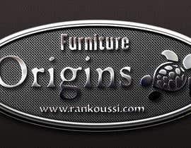 #16 for Furniture Metal Label Design af Hammada2000