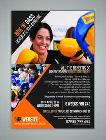 Image of                             Design a A5 Fitness Flyer