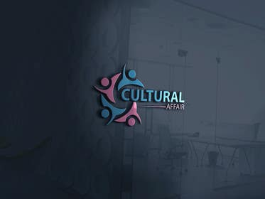 #69 for Logo for a cultural community/brand by RealReflection