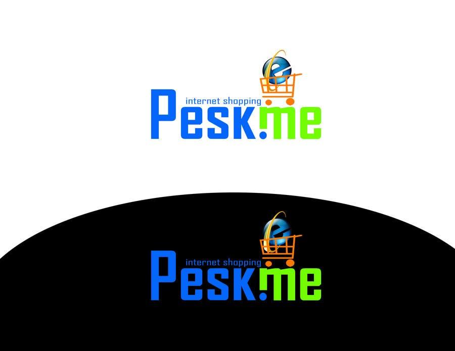 Penyertaan Peraduan #284 untuk Logo Design for Pesk.me