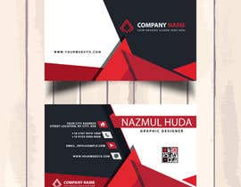 #146 for Business Card template designs by designernazmul84