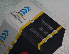 #29 untuk DAV Roofing Group Logo oleh kalam2017