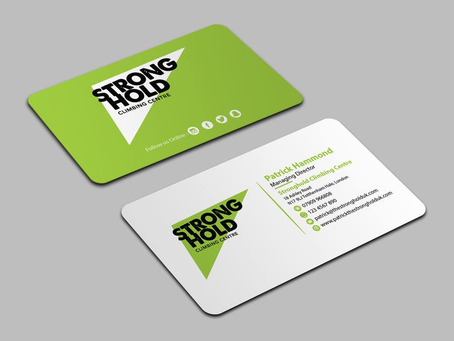Entry #20 by Jadid91 for Design some Business Cards | Freelancer