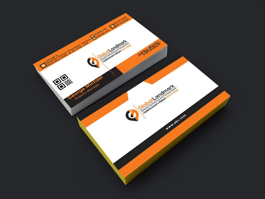 Entry 112 By Shafik890 For Business Cards Letterhead Logo