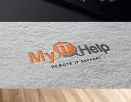 #49 pentru Logo Design for My IT Help de către dimitarstoykov