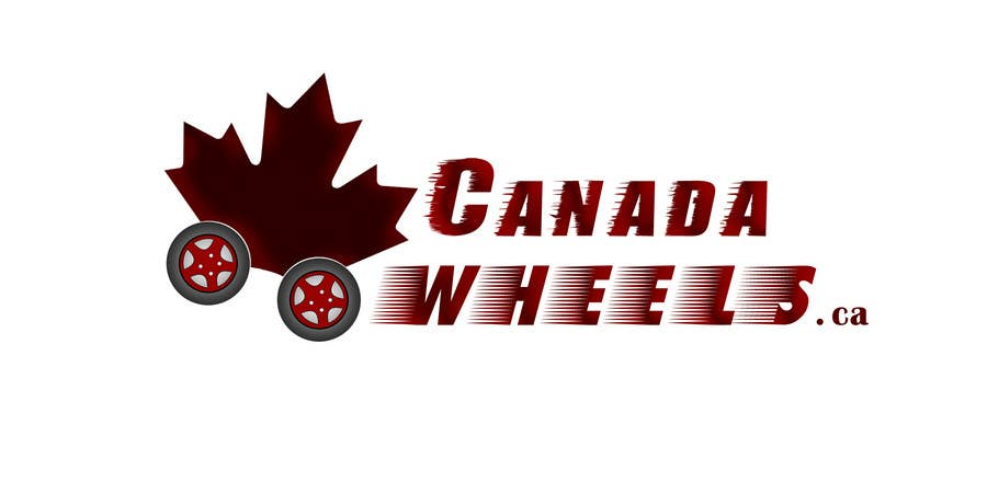 Konkurrenceindlæg #97 for Graphic Design for Canadawheels.ca
