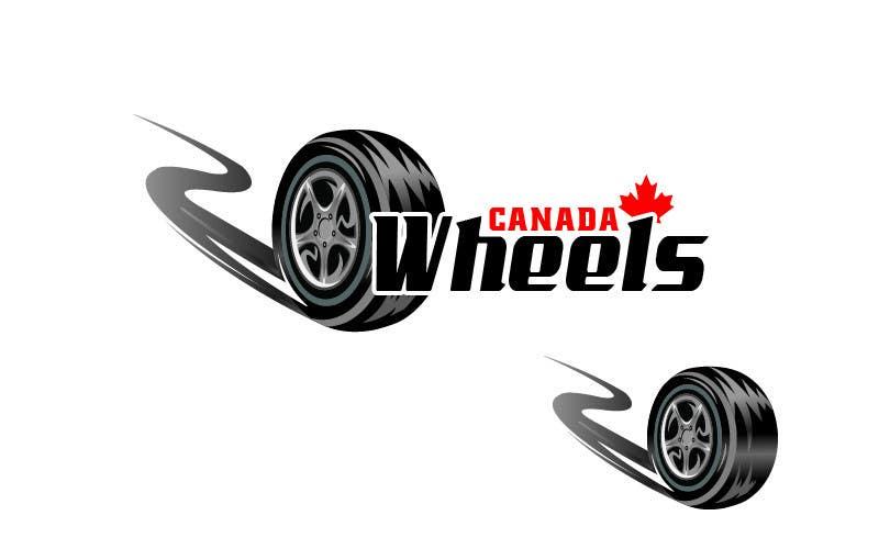 Inscrição nº                                         52                                      do Concurso para                                         Graphic Design for Canadawheels.ca