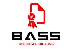 #8 untuk Design a Logo for Bass Medical Billing oleh FROZZUN