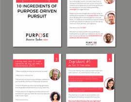 Nro 14 kilpailuun Design a 30-page brochure käyttäjältä NataBena