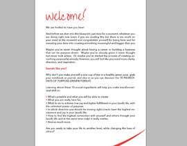 Nro 2 kilpailuun Design a 30-page brochure käyttäjältä Tinave
