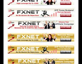 #46 for Banner Ad Design for FXNET af xhzad