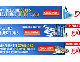 #61 for Banner Ad Design for FXNET af pris