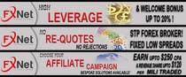 Proposition n° 67 du concours Graphic Design pour Banner Ad Design for FXNET
