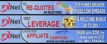Proposition n° 66 du concours Graphic Design pour Banner Ad Design for FXNET