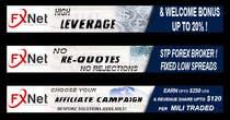 Proposition n° 54 du concours Graphic Design pour Banner Ad Design for FXNET