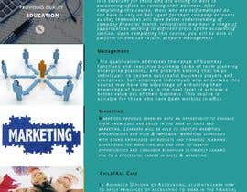 "#29 untuk Design a Website Mockup for ""Queensford College"" oleh amitedu"