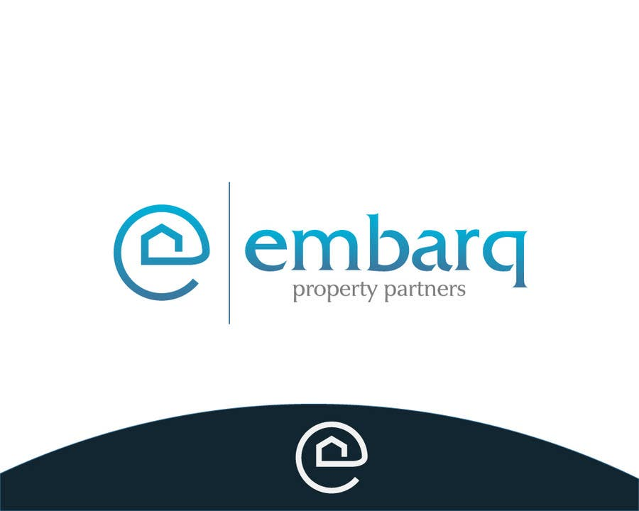 Konkurrenceindlæg #                                        505                                      for                                         Logo Design for embarq property partners