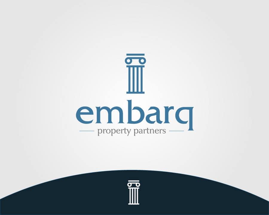 Konkurrenceindlæg #                                        370                                      for                                         Logo Design for embarq property partners