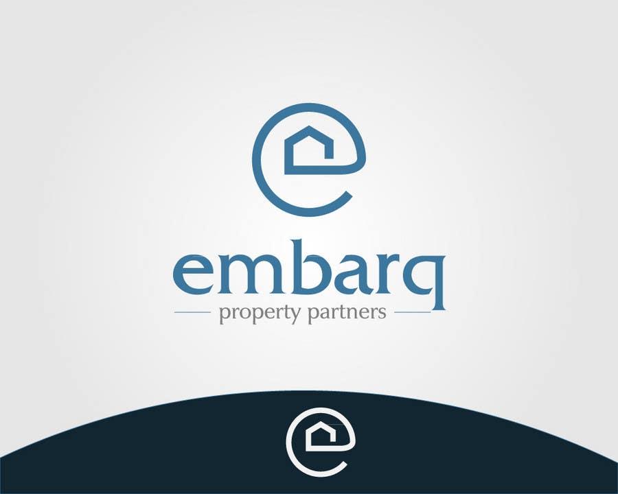 Konkurrenceindlæg #                                        422                                      for                                         Logo Design for embarq property partners