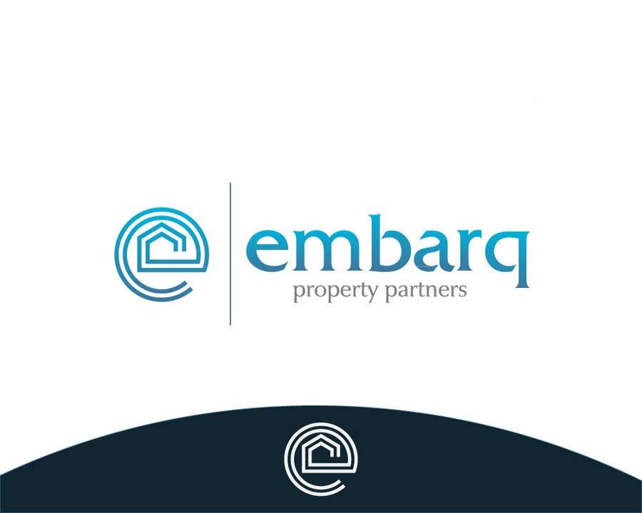 Konkurrenceindlæg #                                        553                                      for                                         Logo Design for embarq property partners