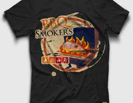 #81 cho Create a BBQ-shirt for our fans and customers bởi DesignerCS
