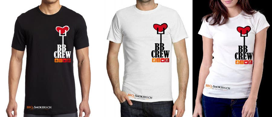 Bài tham dự cuộc thi #                                        5                                      cho                                         Create a BBQ-shirt for our fans and customers
