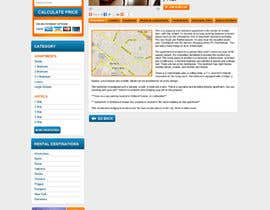 #31 for Website Design for GET READY RENTALS, af tania06