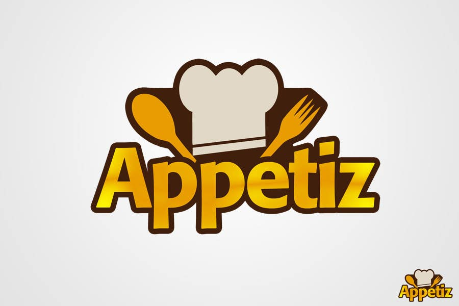Konkurrenceindlæg #48 for Logo Design for Appetiz