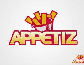 #37 για Logo Design for Appetiz από JustLogoz