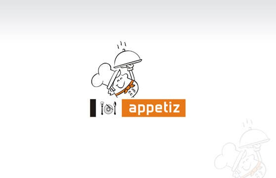 Konkurrenceindlæg #272 for Logo Design for Appetiz