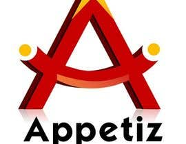 #47 para Logo Design for Appetiz de alonebut