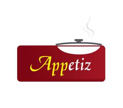 Participación en el concurso Nro.305 para Logo Design for Appetiz