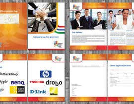 #8 untuk Brochure Design for World Wide Web Trading LLC oleh Brandwar