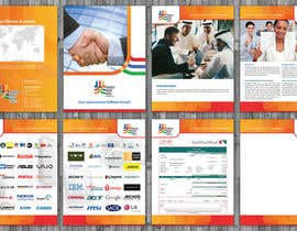 #19 untuk Brochure Design for World Wide Web Trading LLC oleh Brandwar