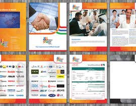 #18 untuk Brochure Design for World Wide Web Trading LLC oleh Brandwar