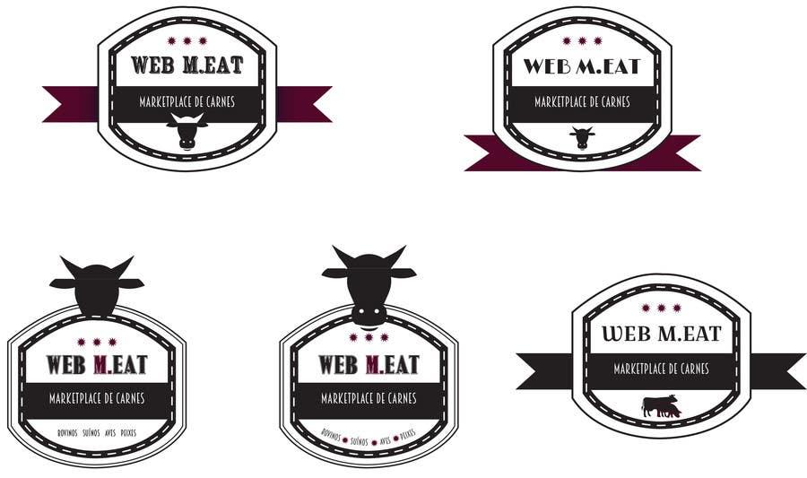 Inscrição nº                                         48                                      do Concurso para                                         LogotipoLogotipo para Marketplace de Carnes - Web Meat
