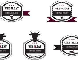 #48 para LogotipoLogotipo para Marketplace de Carnes - Web Meat por imartinho93