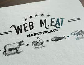 #51 para LogotipoLogotipo para Marketplace de Carnes - Web Meat por bodecomelata