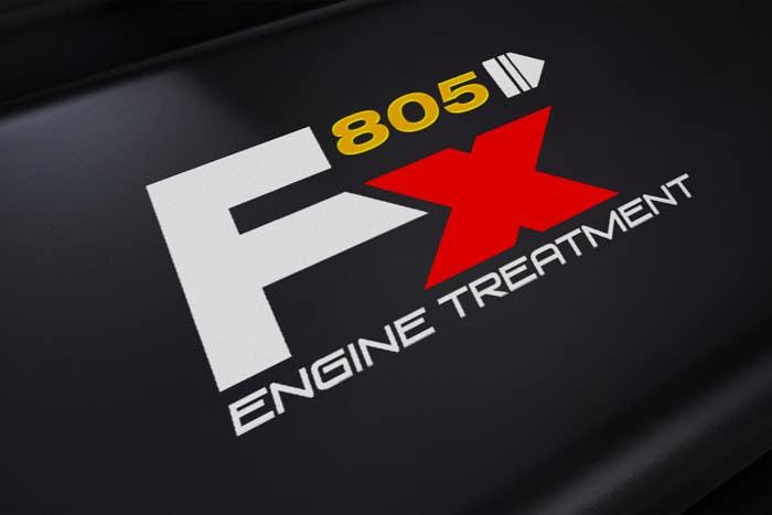 Inscrição nº                                         129                                      do Concurso para                                         Logo Design for FX805