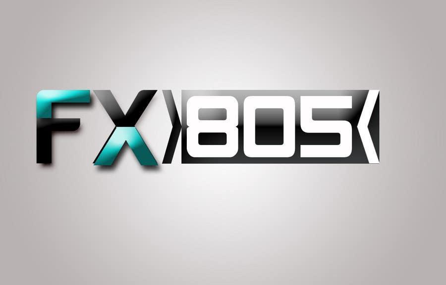 Inscrição nº                                         57                                      do Concurso para                                         Logo Design for FX805
