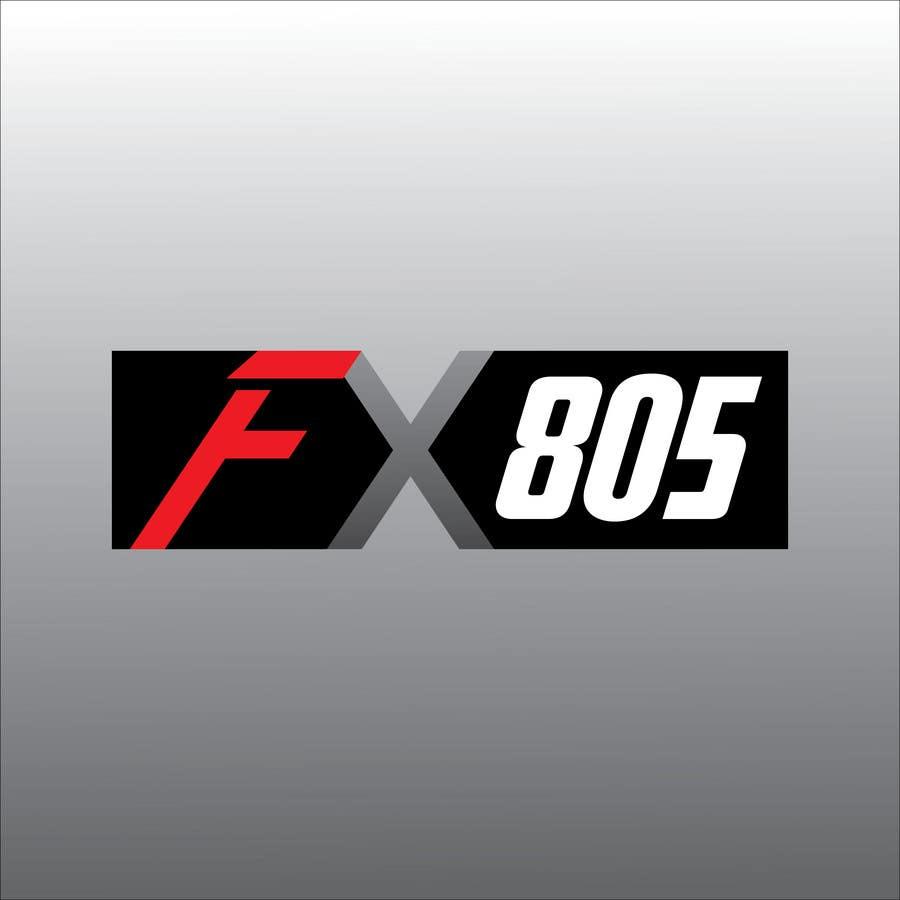 Inscrição nº                                         139                                      do Concurso para                                         Logo Design for FX805