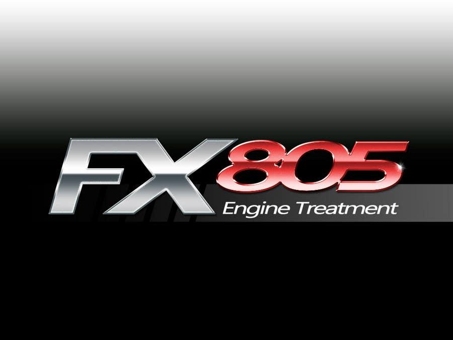 Inscrição nº                                         108                                      do Concurso para                                         Logo Design for FX805